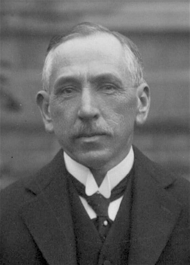 Billy Hughes 1916