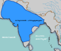 Bindusara mauryan empire.png