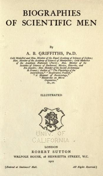 File:Biographies of Scientific Men.djvu