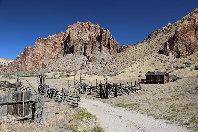 File:Birch Creek Historic Ranch, Owyhee Wild and Scenic River (22337988790).jpg