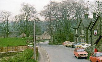 Birstwith - Site of Birstwith station, 1976