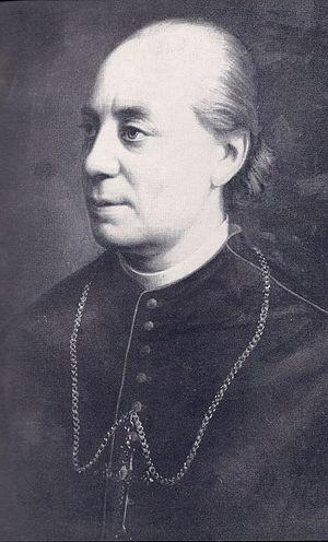 Caspar Henry Borgess - Image: Bishop Caspar Henry Borgess