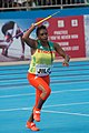 Bizunesh Tadesse of Ethiopia at the 2018 African Championships.jpg