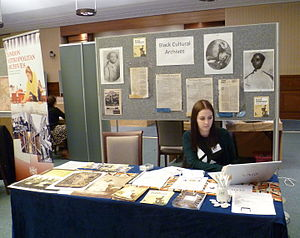 Black Cultural Archives - Black Cultural Archives at the  School of Advanced Studies History Day, November 2015.