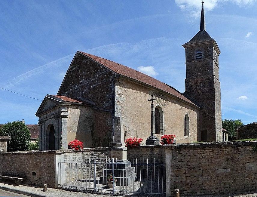 Église de Blacy