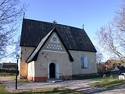 Bladåker church Uppsala Sweden 002.JPG