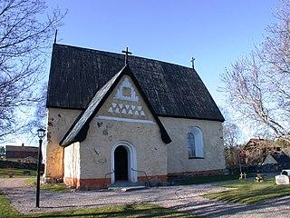 Bladåker Church