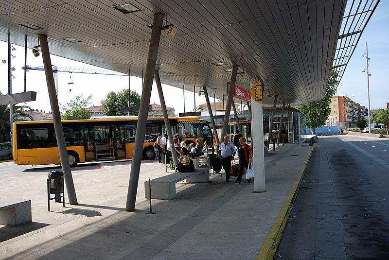 Viajar de ônibus na Espanha