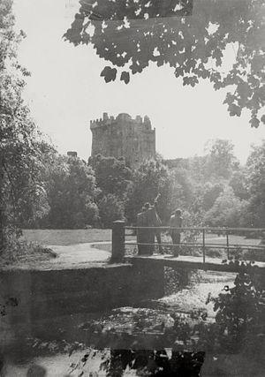 Blarney Castle - Blarney Castle, 1954