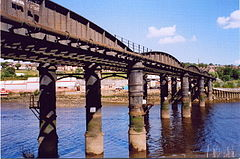Blaydon - Scotswood Railway Bridge.jpg