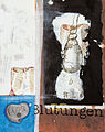 Blutungen I Bleedings I Öl auf Papier I oil on paper I 40 x 30 cm I 16 by 12 inch I 2000.jpg