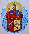 Boží Dar, znak města.JPG