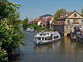 Boats on Regnitz Bamberg Germany.jpg