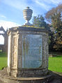 Boatswains Monument at Newstead Abbey (geograph 1663101).jpg
