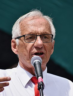 Bob Bratina Canadian politician and sportscaster
