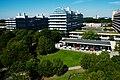 Bochum, Ruhr-Universität (QWest + Fakultätsgebäude).jpg