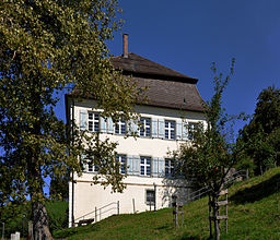 Bodnegg Pfarrhaus