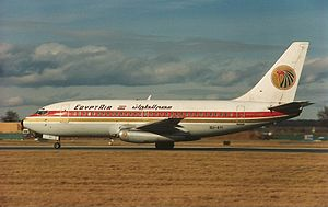 EgyptAir Flight 648 - An EgyptAir Boeing 737 similar to the aircraft involved in the hijack
