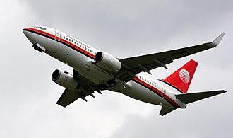 Meridiana - Boeing 737-700
