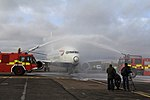 Boeing 737 G-DOCB arrives at Cranfield University.jpg