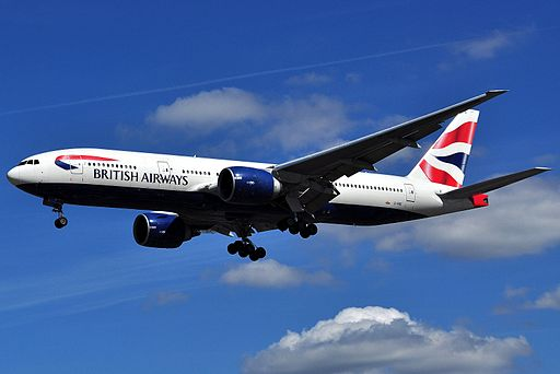 Boeing 777-236ER - British Airways (G-VIID)