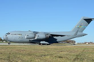 3d Airlift Squadron - 3rd Airlift Squadron C-17A Globemaster III 01-0186