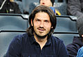Bojan Djordjic watching an AIK match.jpg