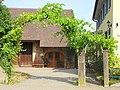 Bollschweil, Weingut und Stuben Straussi Mangold -- Eingang.jpg