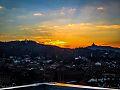 Bologna al tramonto (scattata dalla terrazza di San Petronio).jpg