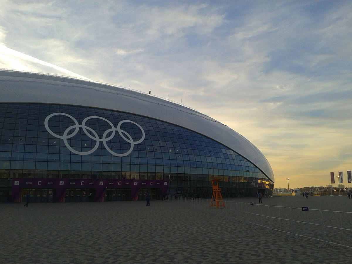Bolshoy Ice Dome - Wikipedia