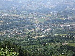 Bonne, Haute-Savoie Commune in Auvergne-Rhône-Alpes, France