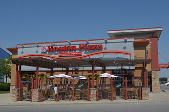 Boston Pizza - Boston Pizza in London, Ontario