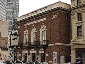 Wilbur Theatre - The Wilbur, 2009