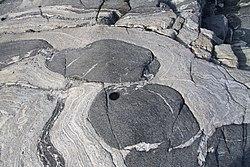 Boudinage near Kangerlussuaq.JPG