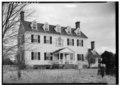 Bowman's Folly, Folly Creek, Accomac, Accomack County, VA HABS VA,1-AC.V,1-4.tif