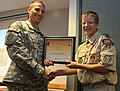 Boy Scouts receive awards for care packages DVIDS485513.jpg