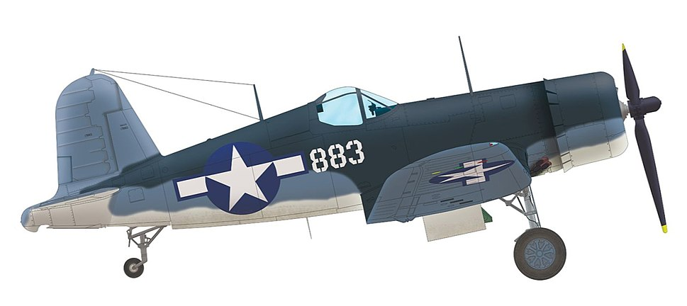Boyingtons Corsair