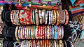 Bracelets store in the Armenian Quarter of Jerusalem.jpg