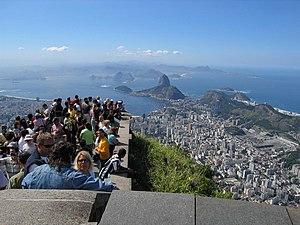 La ciudad de Río de Janeiro atrae a turistas de todo el mundo
