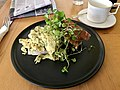 Breakfast at cafe in Newstead, Brisbane, Queensland.jpg