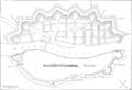 Bremen Neustadt Valckenburgh 1625.png