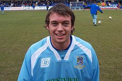 Brett Johnson Grays Athletic 2006.jpg