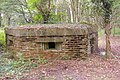 Brick Pill Box on East Winch Common - geograph.org.uk - 549732.jpg