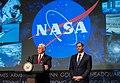 Bridenstine Sworn In As NASA Administrator (NHQ201804230001).jpg