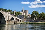 Bridge Of Avignon Vaucluse France Avignon.jpg