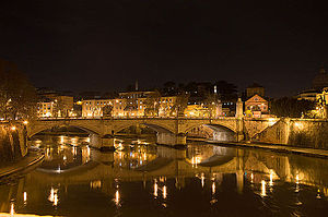 Ponte Vittorio Emanuele II - Ponte Vittorio Emanuele II