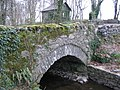 Bridge and lodge near Llynon Hall - geograph.org.uk - 171265.jpg