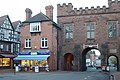 Bridgnorth old fire station and Archway - geograph.org.uk - 607328.jpg