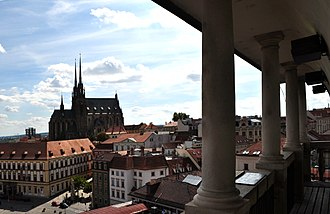 Statutory city (Czech Republic) - Brno