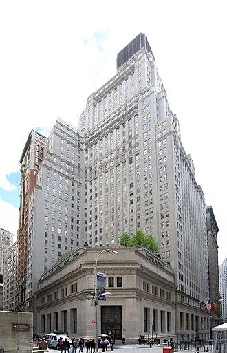 Broad Street (Manhattan) - 15 Broad Street
